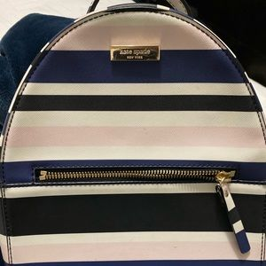 Small Kate spade Backpack.